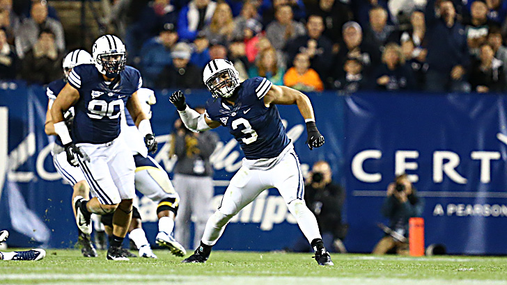 Jaren Wilkey-BYU Photo. Used courtesy of BYU.