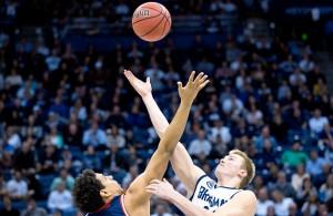 Photo courtesy of BYU sports