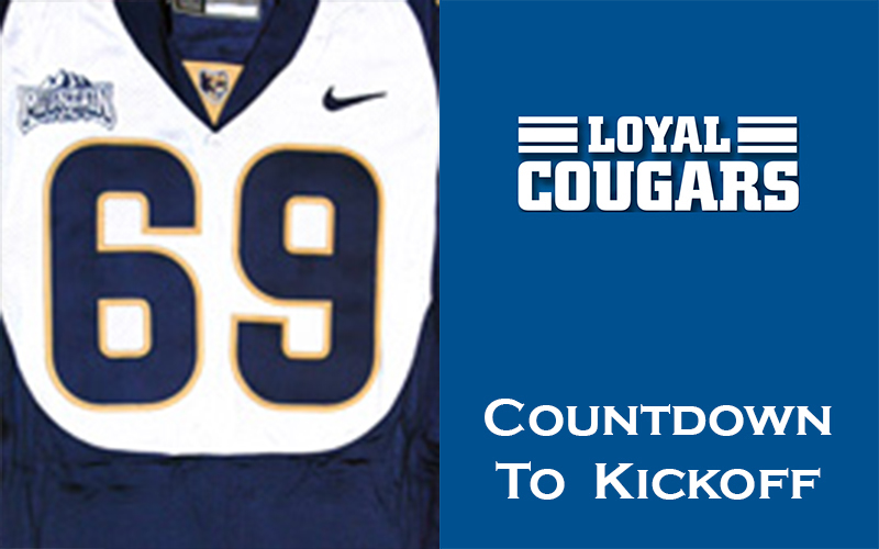 big sale 09453 779fb Happy Jordan Franks Day: 69 Days to Kickoff! – Loyal Cougars