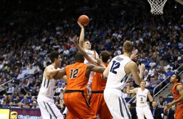 Photo courtesy of BYU Athletics.