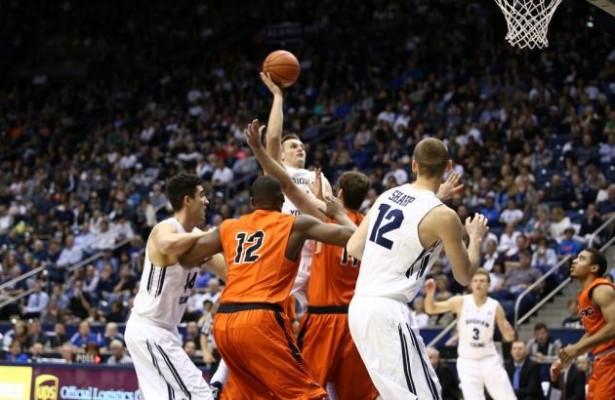 Photo courtesy of BYU Athletics.